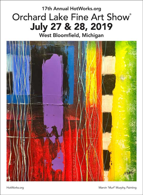 Orchard Lake Fine Art Show - July 27th 2019