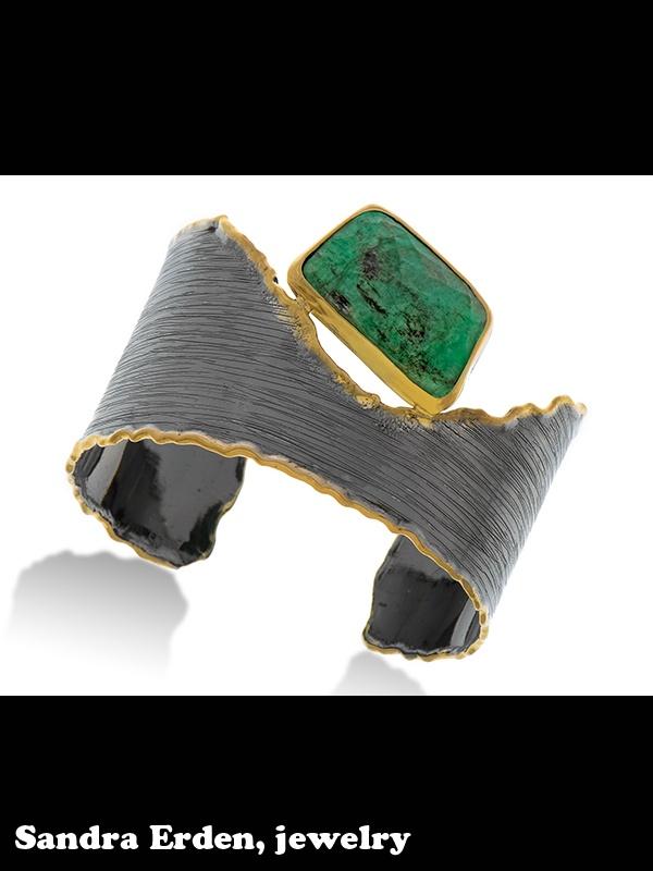Sandra Erden, jewelry