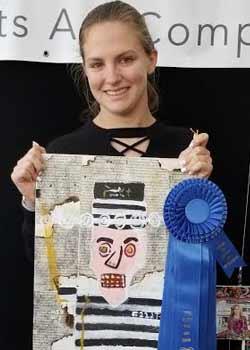 Jaden Doria, Painting, Age 16, Fusion Academy