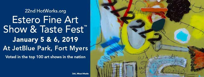 Estero Fine Art Show - January-5-2019