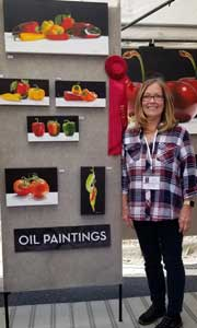 Kathleen Green Painting Groveport OH