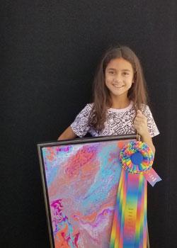 Emma Ramirez, Painting