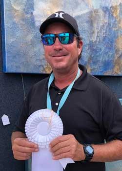 """Robert """"Bobby"""" Lowe, Painting, Delray Beach, FL"""