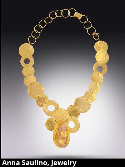 Ann Saulino, Jewelry