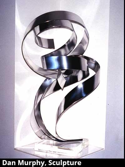 Dan Murphy, Sculpture